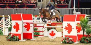 NJ Native Competes at Canadian Indoor Eventing Competition