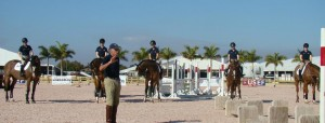 USEF Network Presents Live Feed of George H. Morris Horsemastership Program
