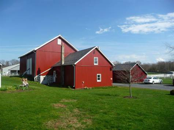 Acreage Plus Barn Is Horse Property – Not Necessarily in Pennsylvania